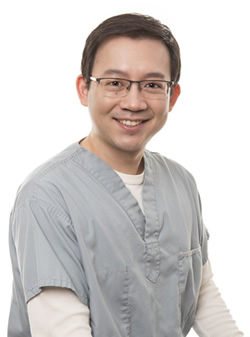 Dr Alex Chen - Metral Pediatric Dentist Nanaimo